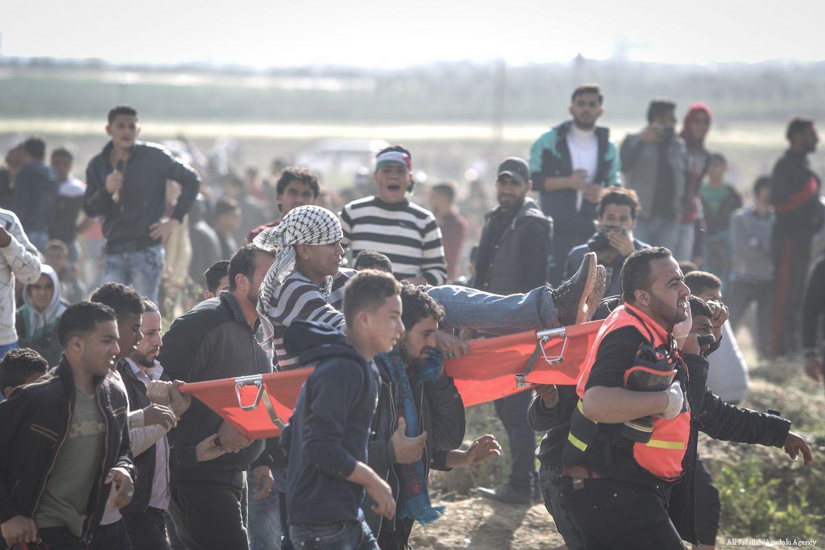 Omicidio premeditato a Gaza