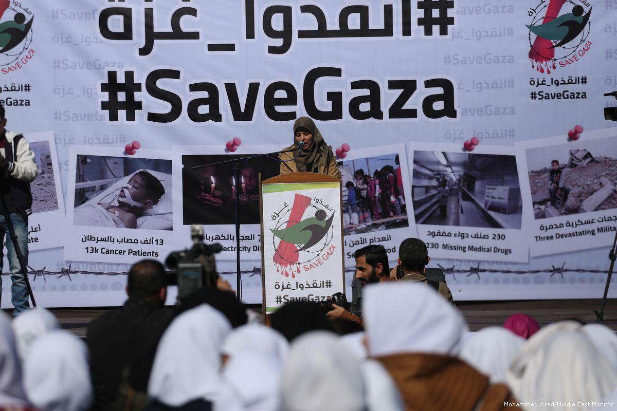 Quella Gaza che non è sprofondata in mare