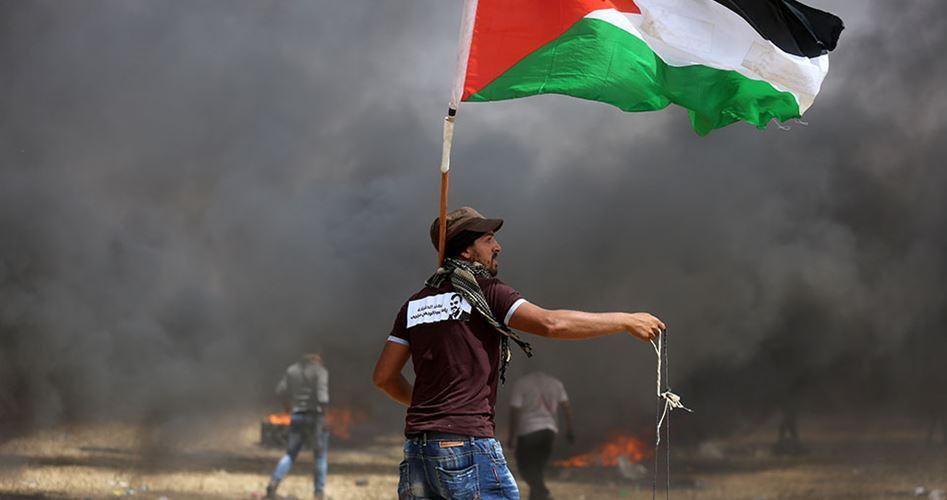 Un Palestinese ucciso e quasi mille feriti durante Marcia del Ritorno a Gaza