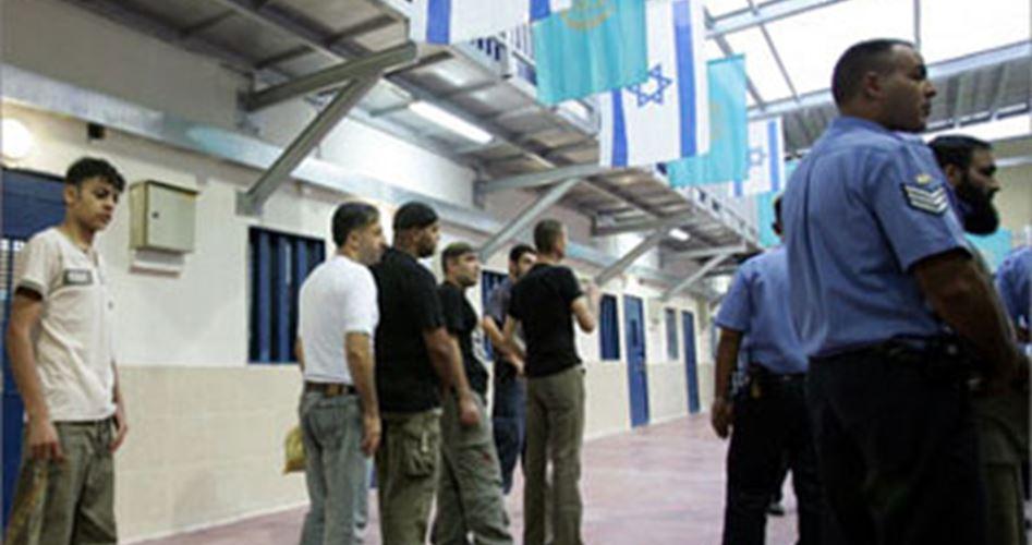 Palestinesi nelle prigioni israeliane da oltre 20 anni