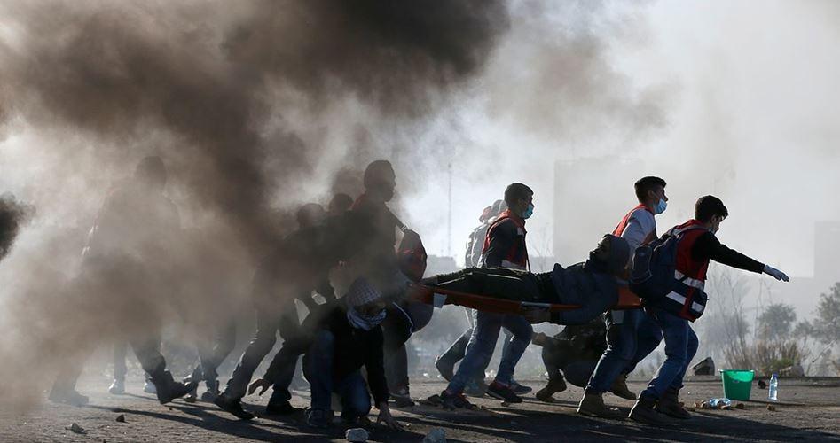 Striscia di Gaza, ragazzo palestinese gravemente ferito alla testa da proiettili israeliani
