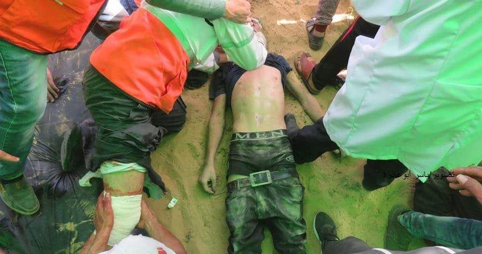 Striscia di Gaza, manifestazioni: medici nel mirino di Israele