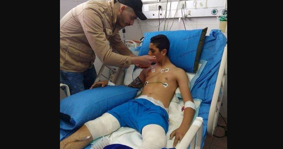 Minorenne palestinese ferito è stato rapito da soldati israeliani a Betlemme
