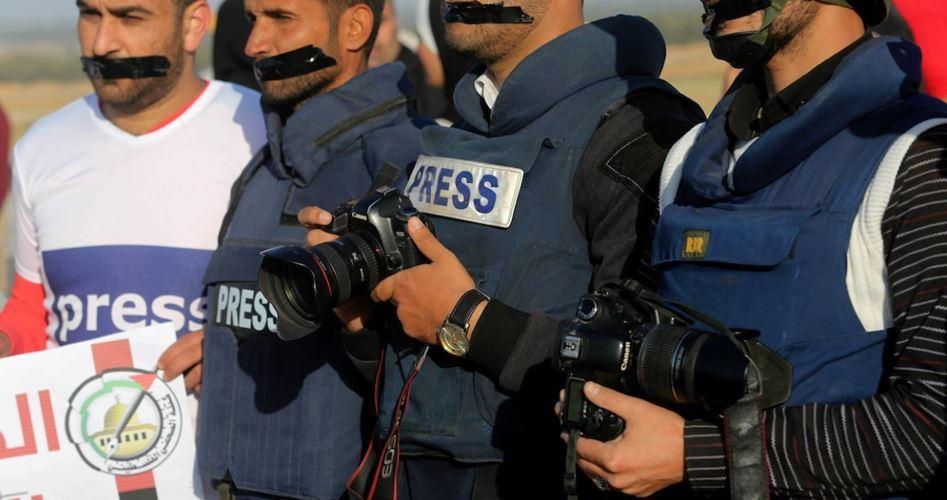 JSC: 26 giornalisti palestinesi nelle carceri israeliane
