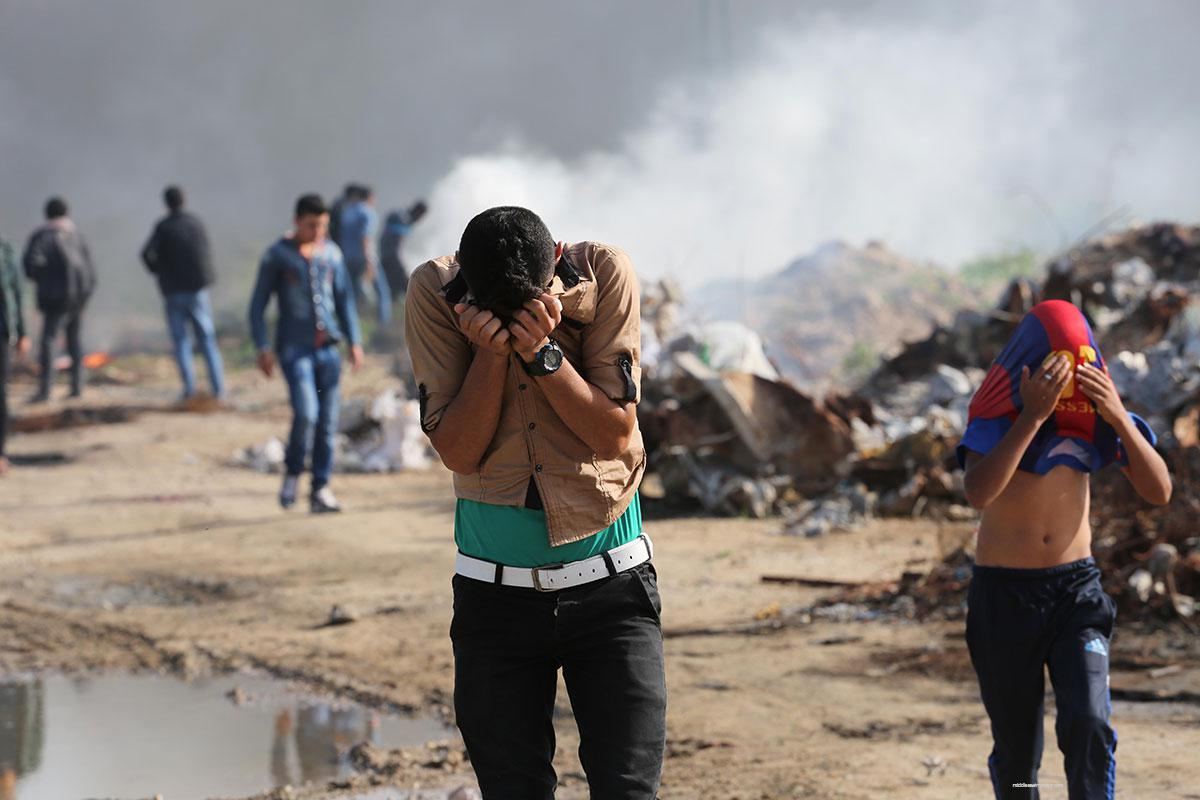 Droni e desensibilizzazione alla causa palestinese