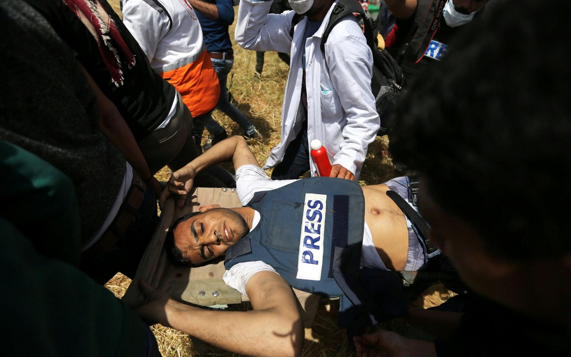 Grande Marcia del Ritorno a Gaza: 35 Palestinesi uccisi e 4279 feriti dalle forze israeliane
