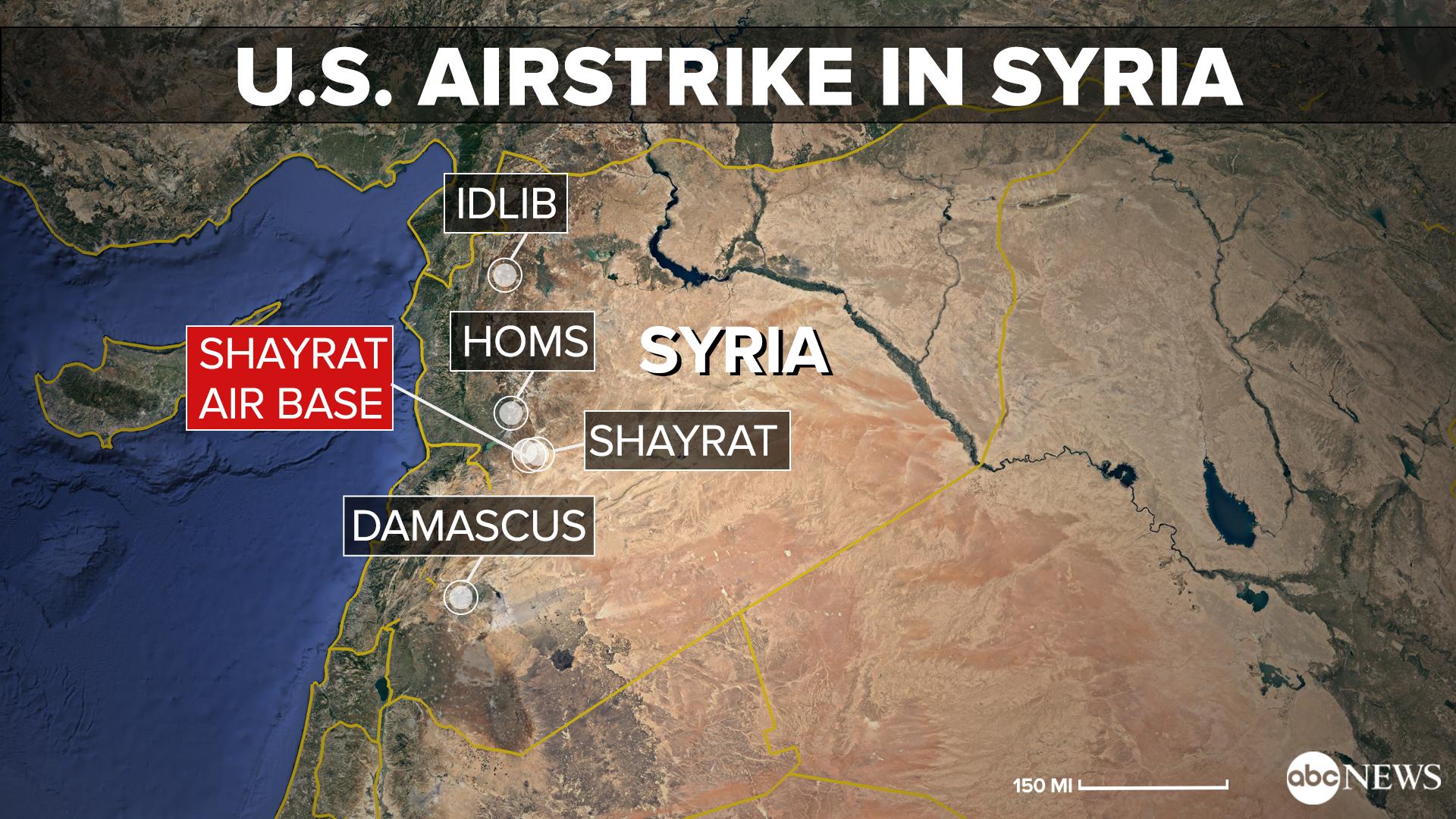 Attacco alla Siria: Israele ha chiuso lo spazio aereo sulle alture del Golan