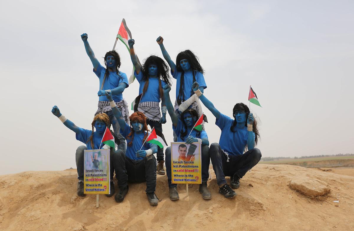 La scomparsa dei settarismi: il racconto mancante dalle proteste di Gaza