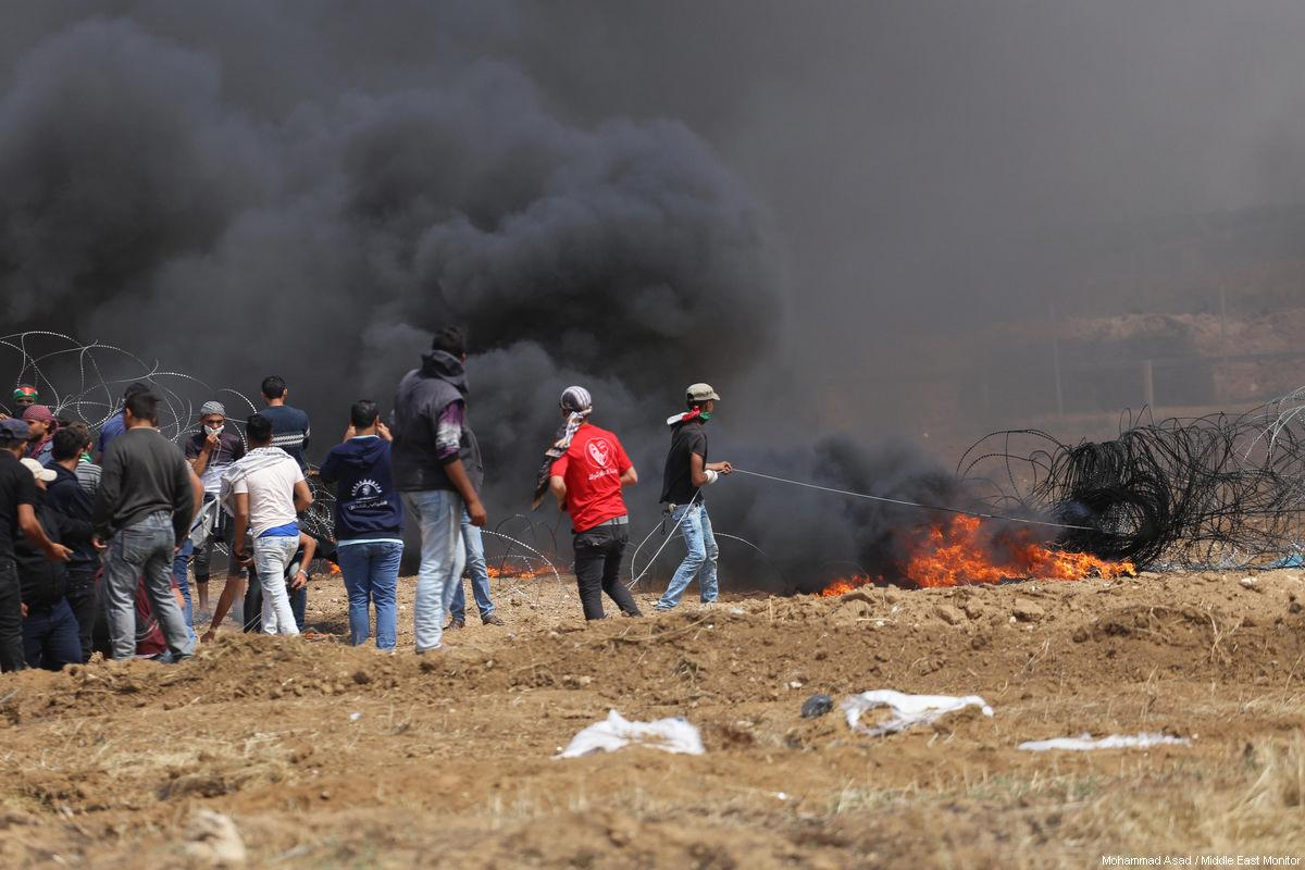 """Israele uccide due palestinesi che """"cercavano di attraversare la frontiera"""" da Gaza"""