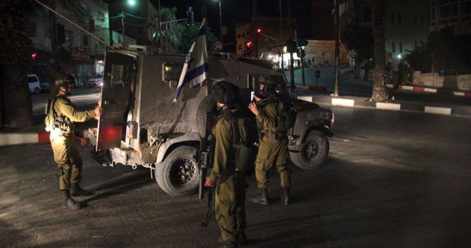Segnalati arresti e feriti in operazioni israeliane prima dell'alba di martedì