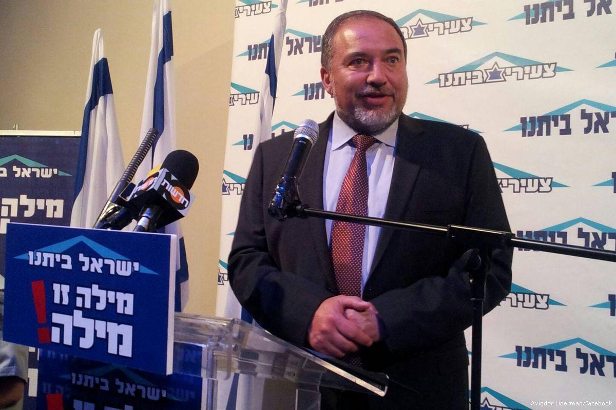 Lieberman: 2500 unità coloniali in programma nella Cisgiordania occupata