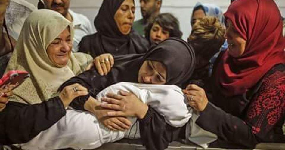 Gaza: Save the Children, 18 bambini hanno perso la vita dall'inizio delle proteste, 1.000 quelli rimasti feriti
