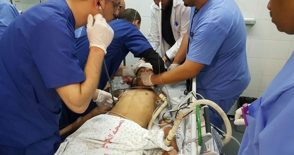 """""""Medici palestinesi d'Europa"""" lanciano una campagna di soccorso per Gaza"""