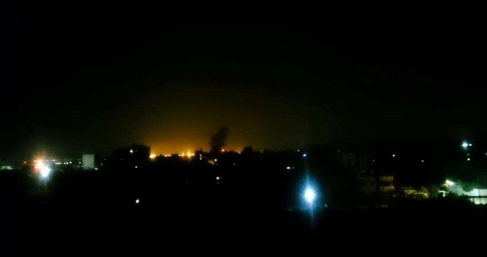 L'aviazione israeliana bombarda siti della resistenza nella Striscia di Gaza