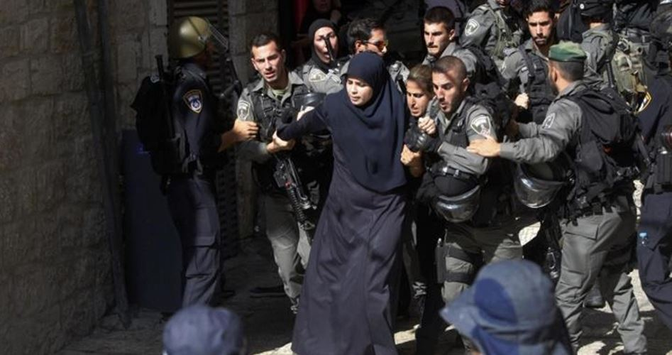 Oltre 50 donne palestinesi detenute nelle carceri israeliane