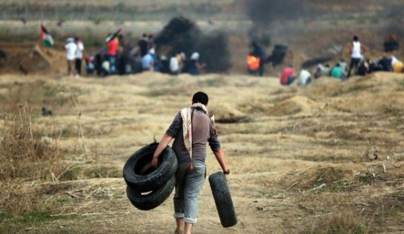 Striscia di Gaza, un palestinese ucciso e oltre 1000 feriti