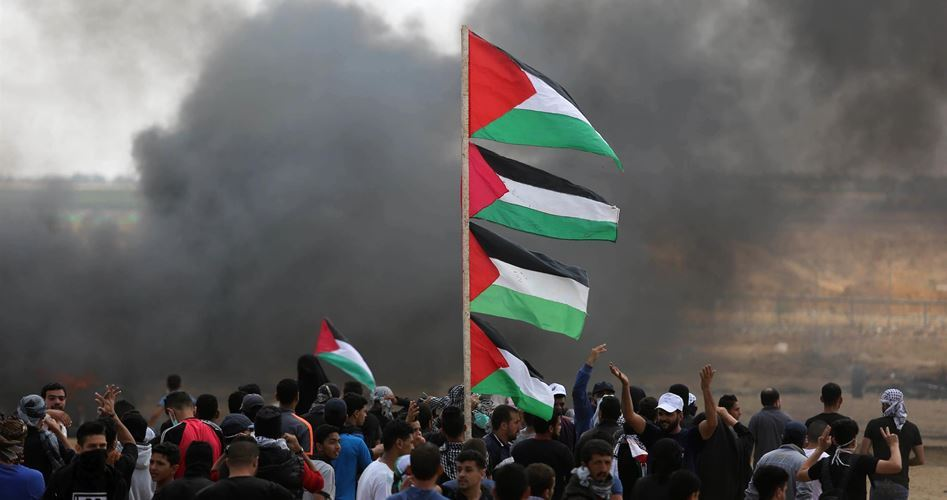 Alla gente di Gaza che marcia per il ritorno