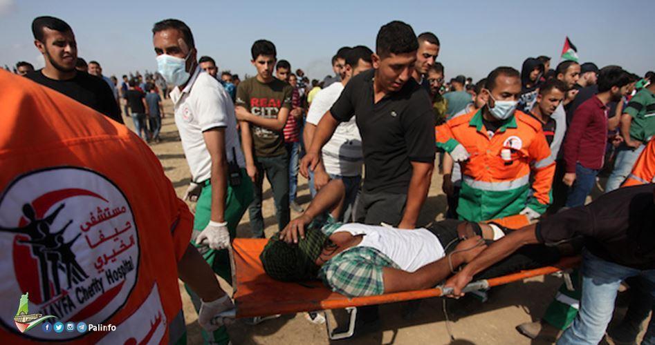 Striscia di Gaza, 112 palestinesi uccisi dalle forze israeliane nelle proteste della Grande Marcia del Ritorno
