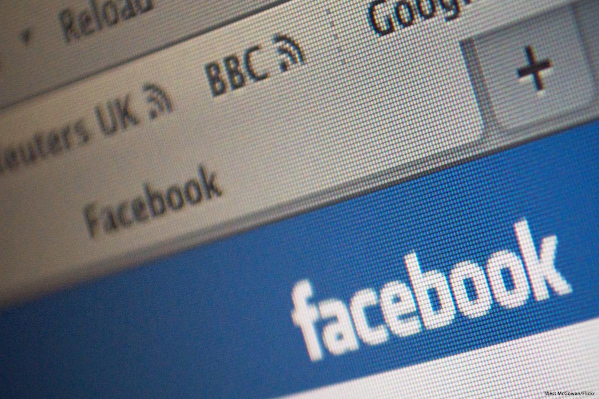 FB, Israele e la censura: un progetto sionista