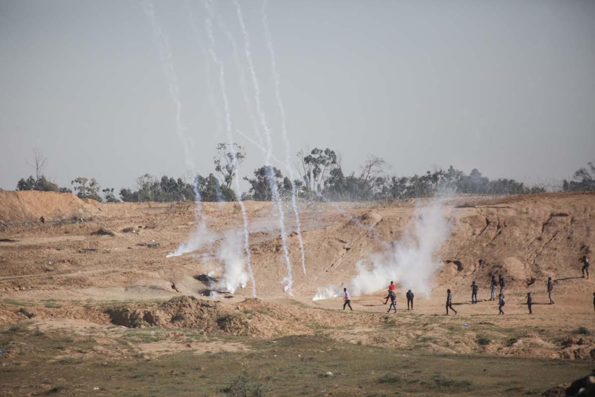 Israele: le leggi sui diritti umani non si applicano alla Marcia del Ritorno