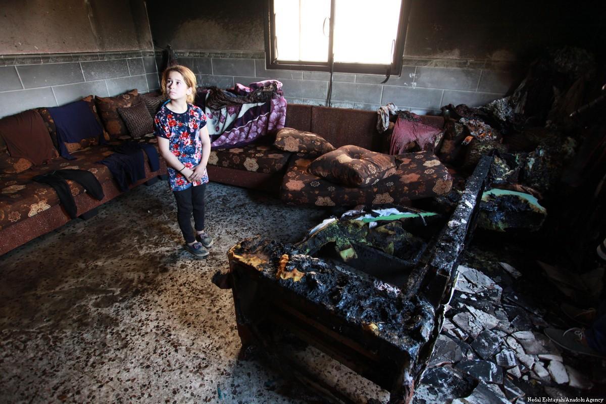 La famiglia Dawabsheh sopravvive ad un secondo attacco incendiario dei coloni