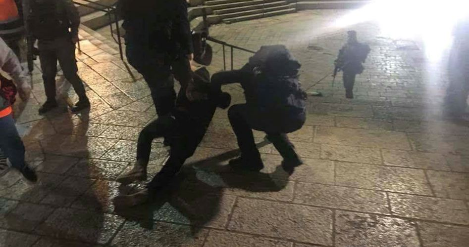 Gerusalemme, proteste violentemente represse dalle forze di occupazione