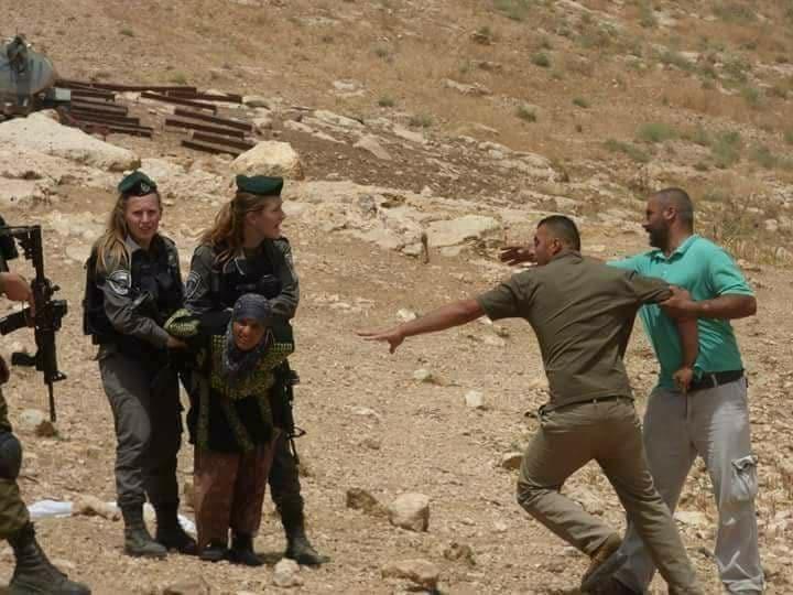 Ad aprile, 450 palestinesi rapiti dall'esercito israeliano