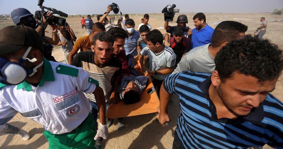 """Striscia di Gaza, i soldati feriscono 2 Palestinesi lungo il """"confine"""""""