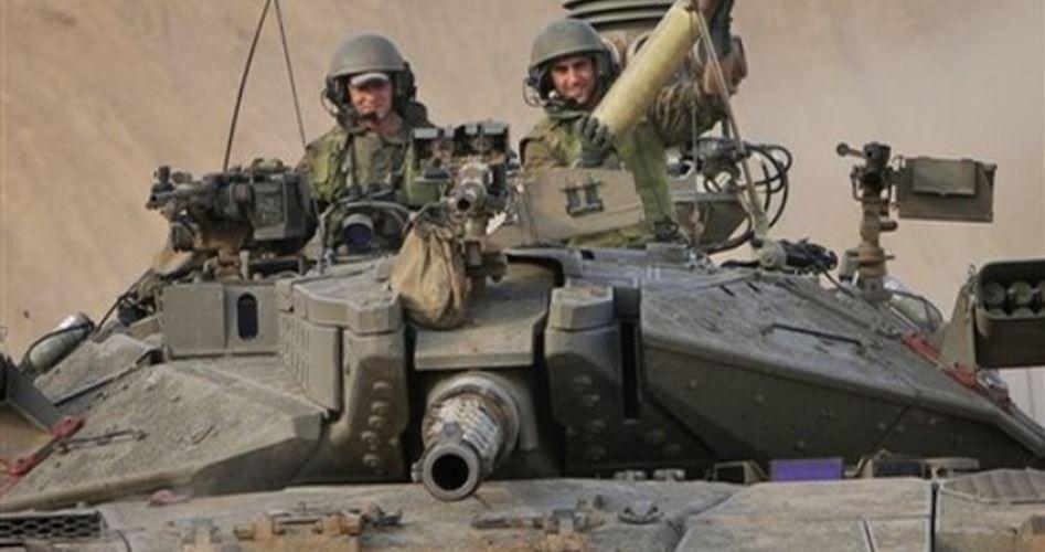 Striscia di Gaza, le forze israeliane aprono il fuoco contro siti della resistenza palestinese