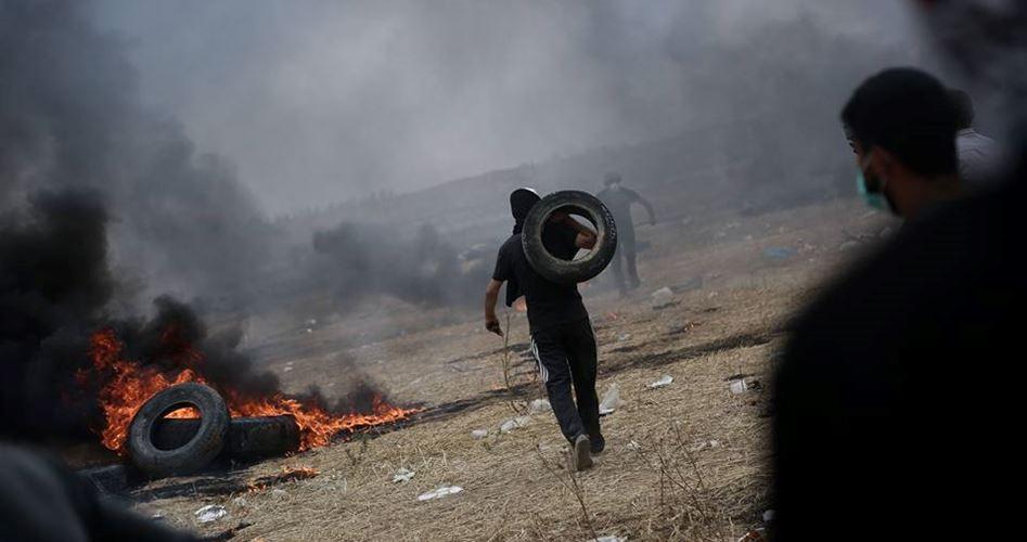 Striscia di Gaza, Grande marcia del Ritorno: 4 palestinesi feriti domenica