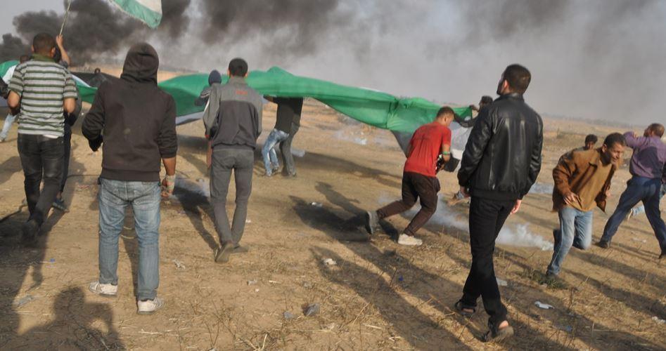 Oltre 100 Palestinesi uccisi e 11.000 feriti dalla dichiarazione di Trump su Gerusalemme