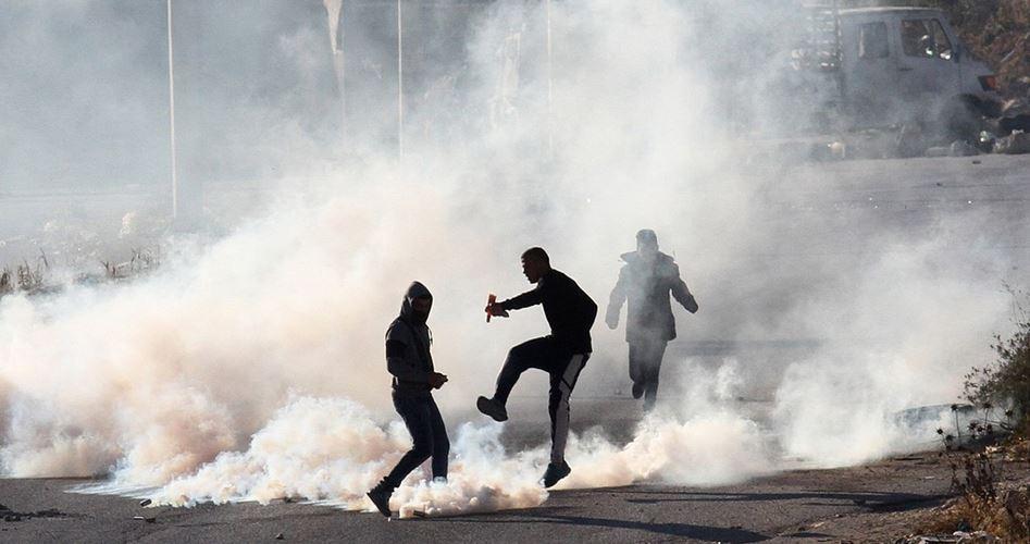 La Grande Marcia del Ritorno in Cisgiordania: un palestinese ferito