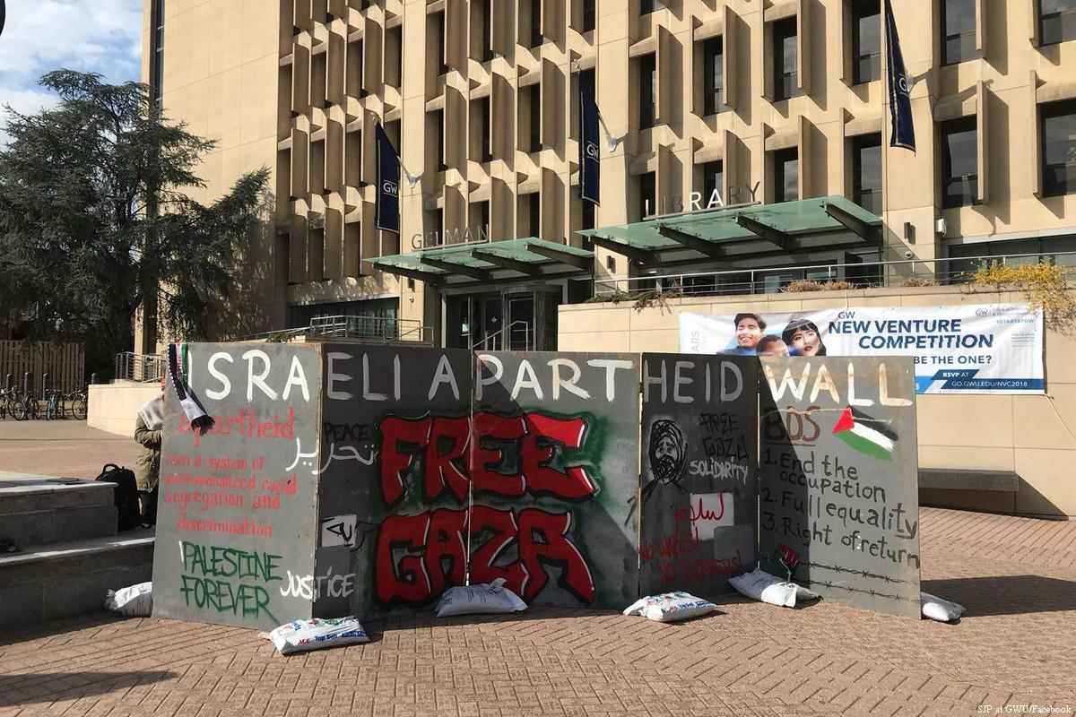 """""""E' venuto il momento di ammettere che Israele è uno stato di apartheid"""""""