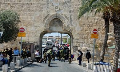 Israele chiude strade e quartieri  di Gerusalemme per marce di coloni