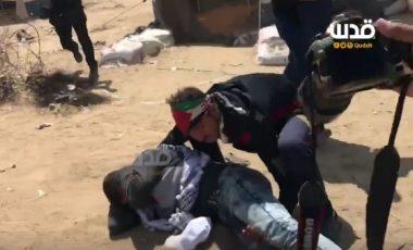 Striscia di Gaza, 2 palestinesi feriti dalle forze israeliane