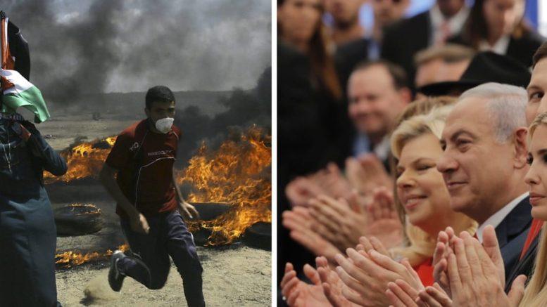 'Bruciateli, sparategli, uccideteli': gli israeliani esultano a Gerusalemme mentre i palestinesi vengono uccisi a Gaza