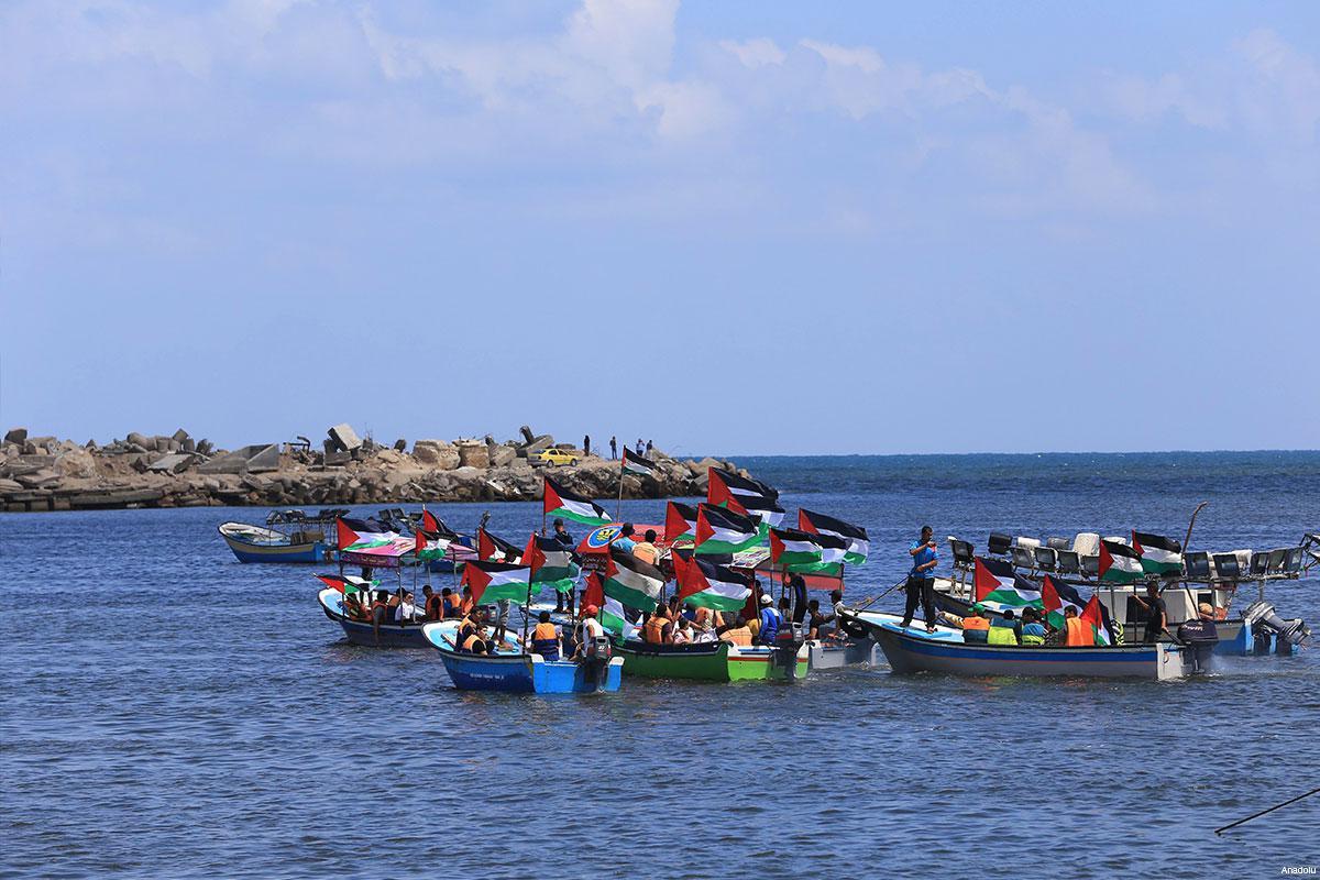 Le navi di Gaza cercheranno di spezzare l'assedio navale israeliano