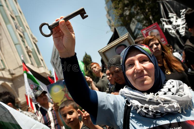 Il 70° anniversario della Nakba e la resilienza palestinese