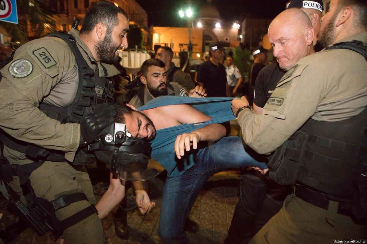 Rapporto: a maggio, Israele ha arrestato più di 600 palestinesi