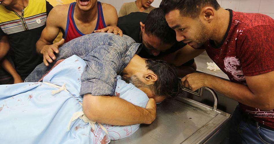 Palestinese colpito ed ucciso dalle IOF vicino al confine di Gaza