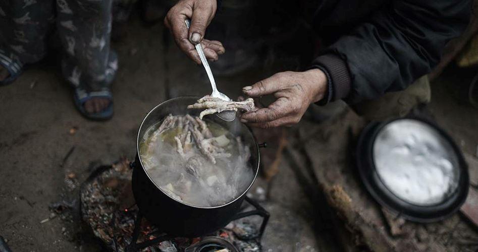 La tragica situazione delle famiglie di Gaza durante il Ramadan