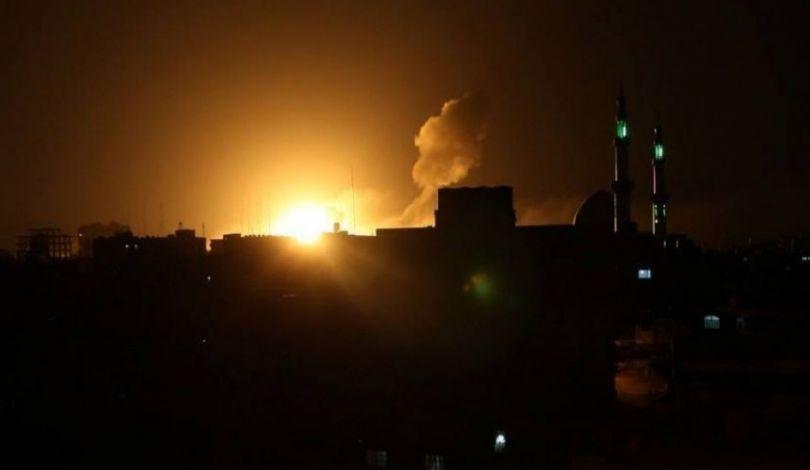 Striscia di Gaza, Israele bombarda vari siti della resistenza. Resistenza lancia razzi in risposta