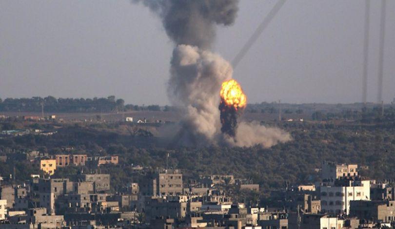 Drone israeliano lancia missile contro gruppo di giovani nella Striscia di Gaza