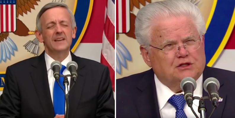 L'estremismo religioso al centro del sostegno statunitense a Israele