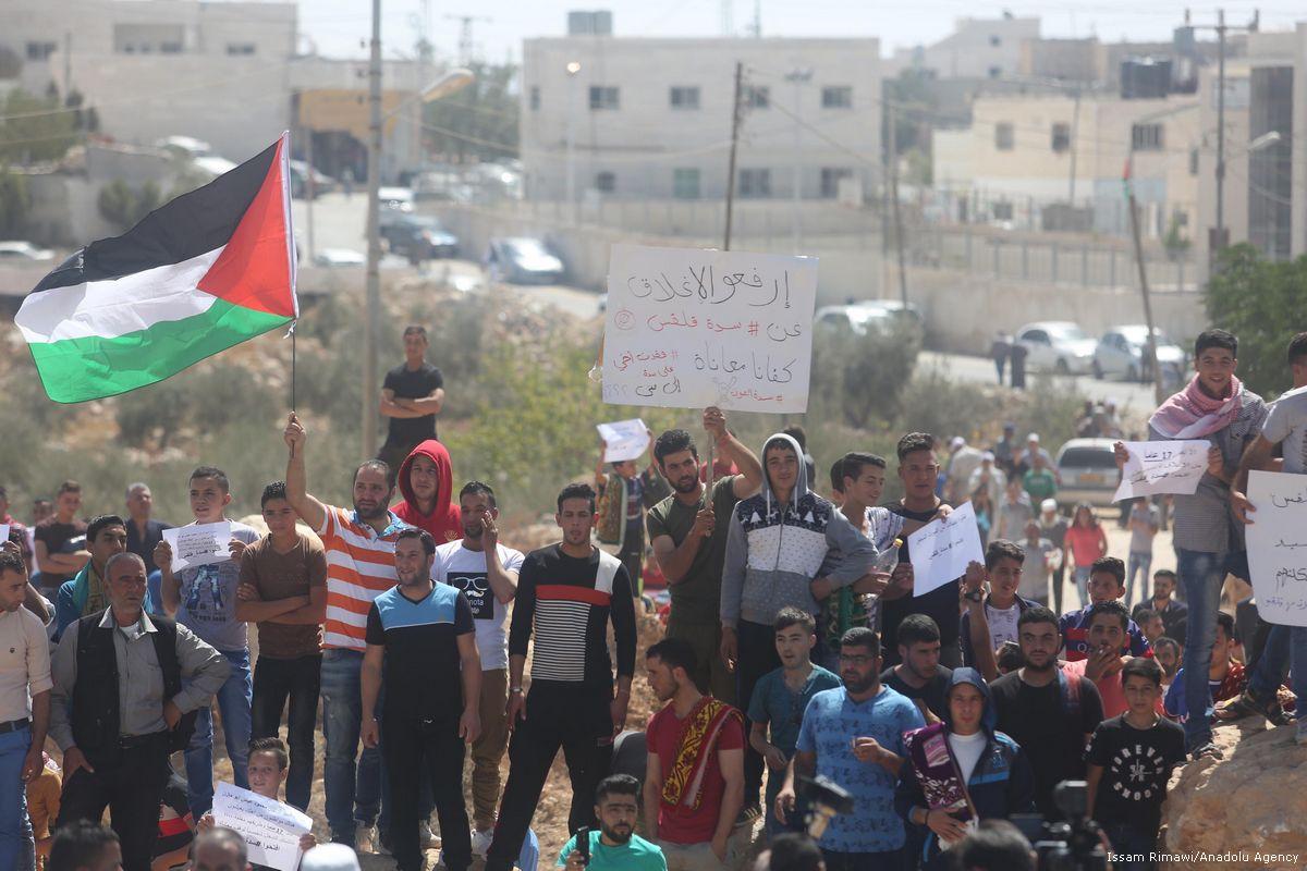 Hebron, le forze israeliane arrestano attivista YAS mentre distribuisce cibo ai poveri