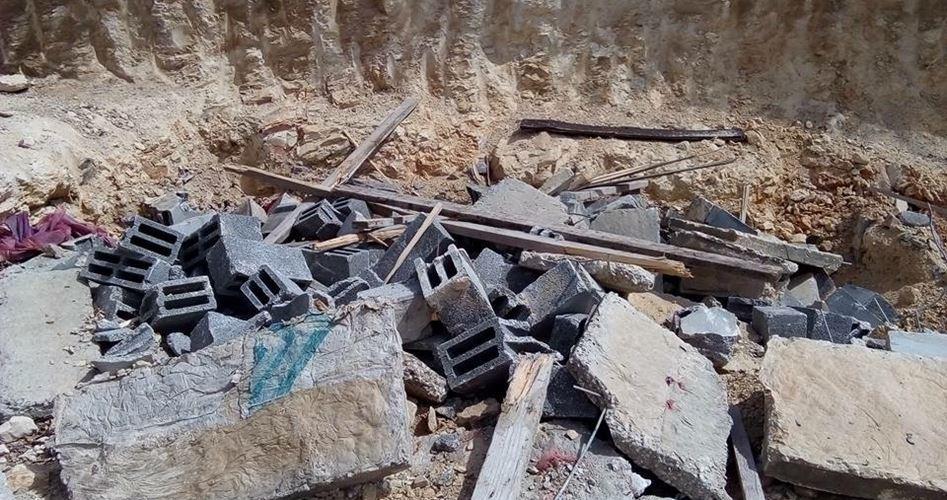 A giugno, 17 case palestinesi demolite dalle forze israeliane