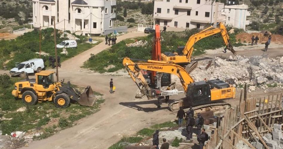 Israele minaccia di demolire 50 case palestinesi a Qalansuwa