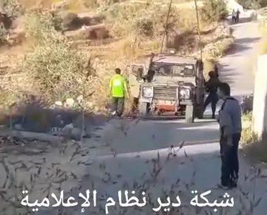Soldati israeliani rapiscono due bambini vicino a Ramallah