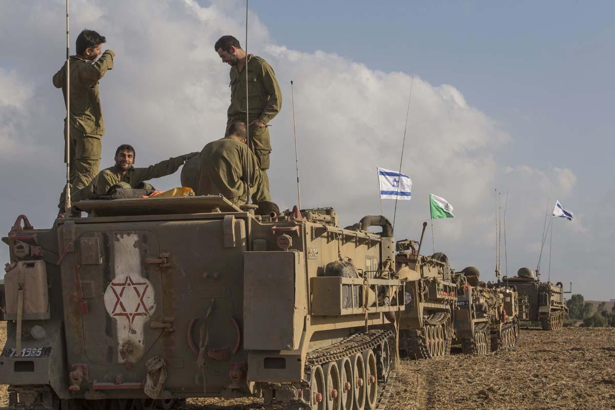 Sondaggio rivela che la maggior parte degli ebrei israeliani vuole soluzione militare con Palestinesi