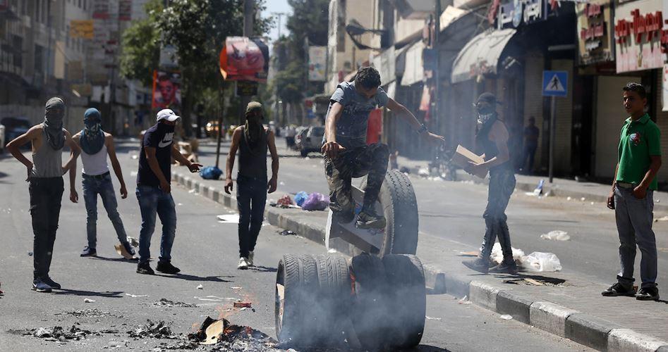 Segnalati feriti durante scontri con le forze di occupazione in cittadina cisgiordana